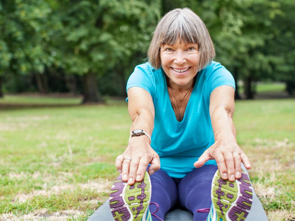 Ganhar massa muscular depois da terceira idade é possível?